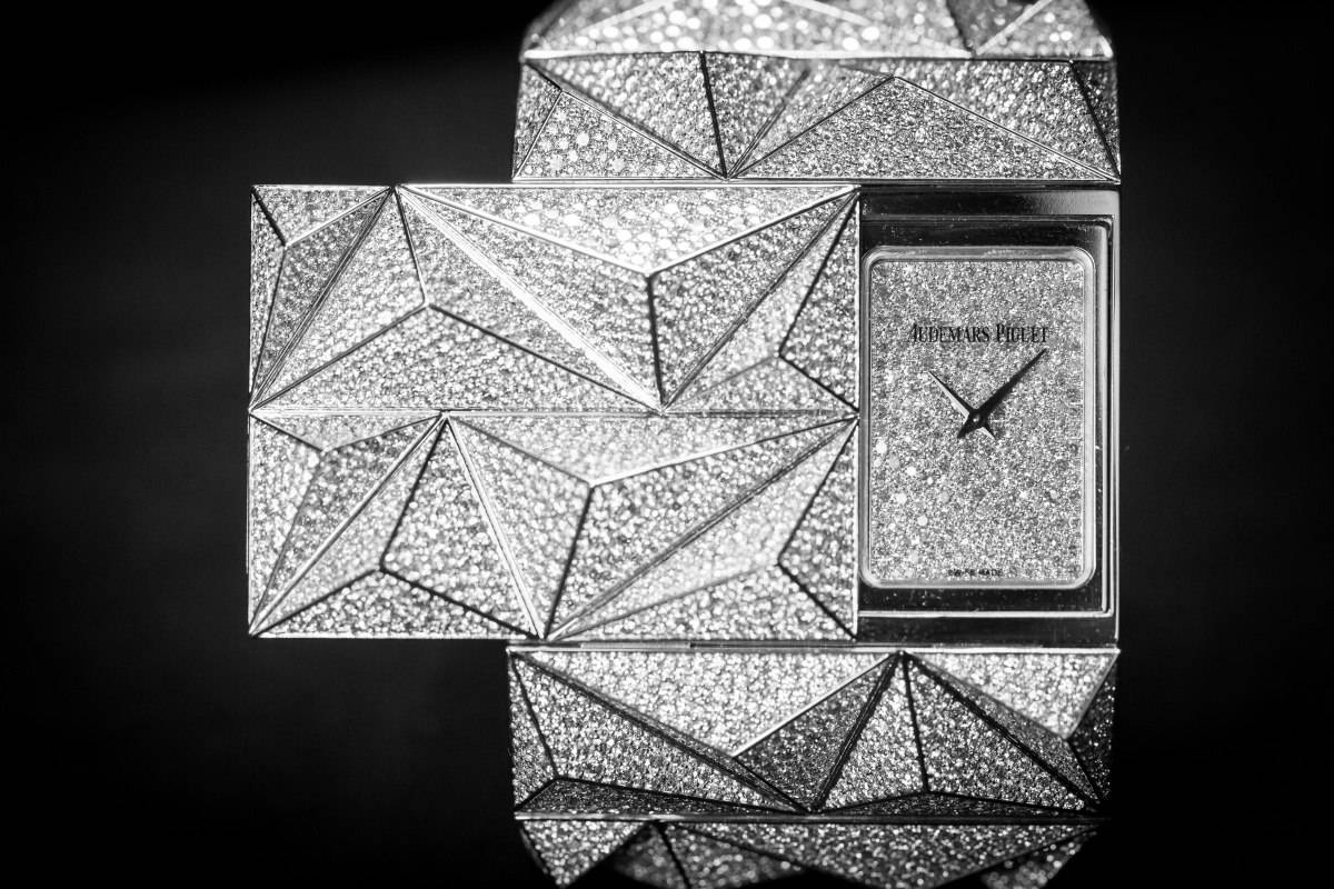 Audemars Piguet Diamond Punk Watch