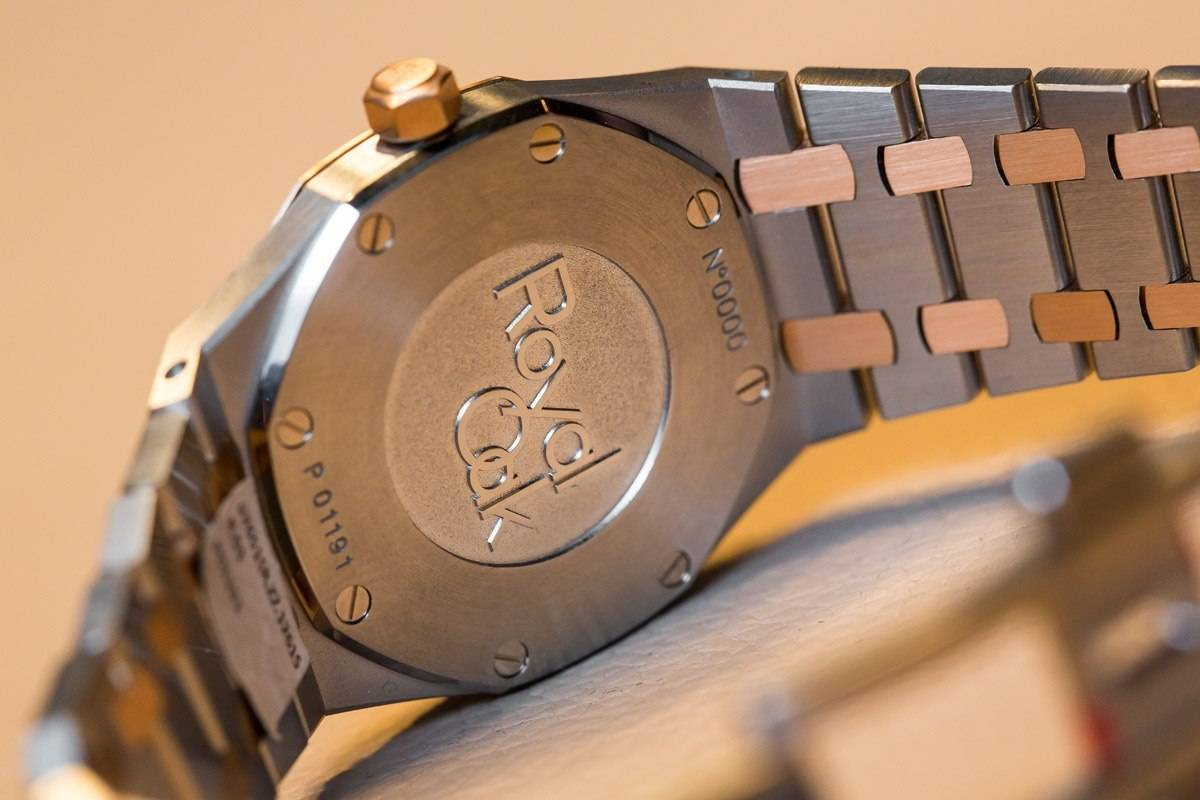 Audemars Piguet Royal Oak Two-Tone Watch