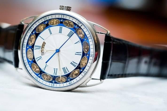 De Bethune DB25T Zodiac Watch
