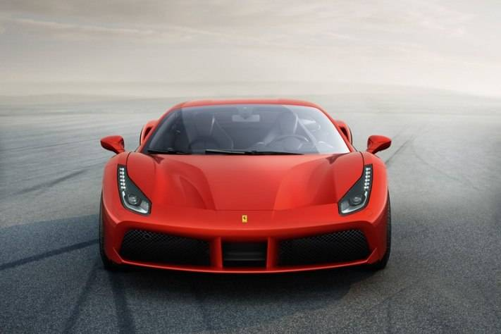 Introducing the Ferrari 488 GTB Turbocharger