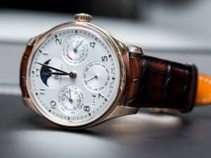 IWC Portugieser Perpetual Calendar Reference 5033 Watch