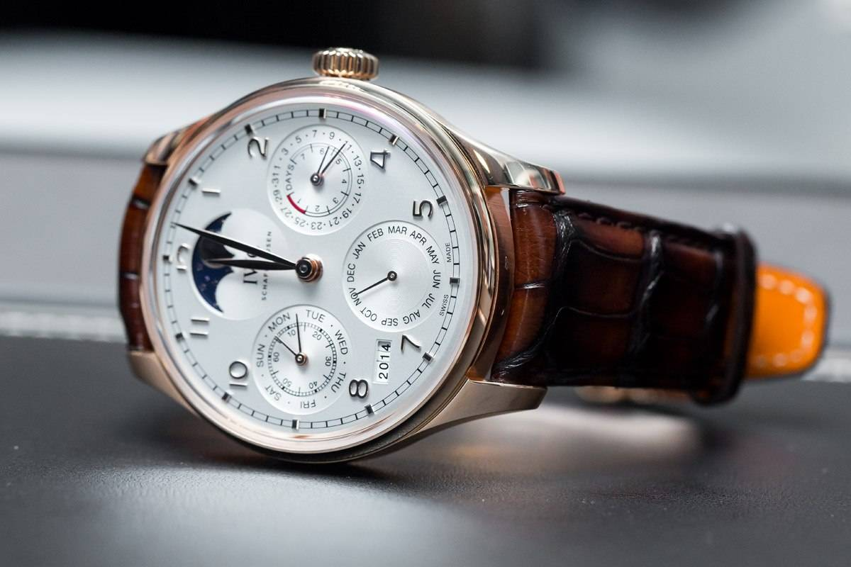 IWC Portugieser Perpetual Calendar Reference 5033 Front
