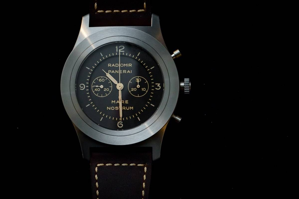 Panerai Mare Nostrum Titanio watch