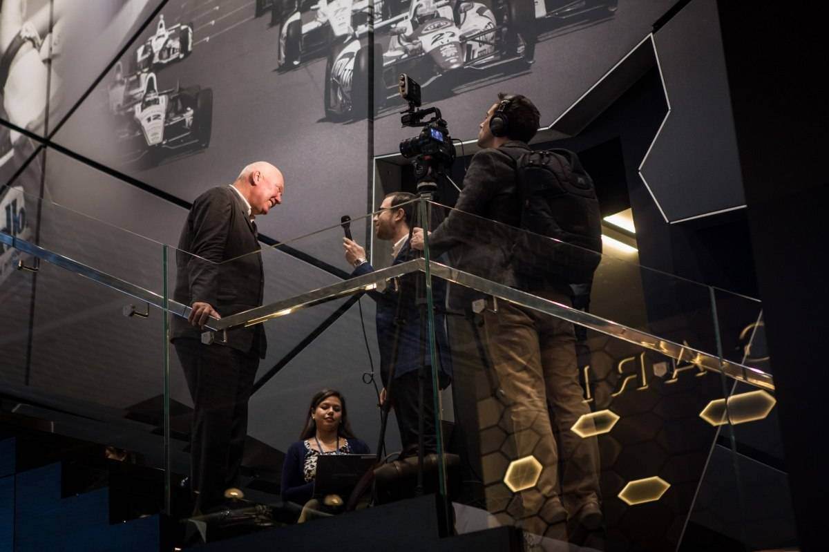 Baselworld 2015 bloomberg record attendance international press