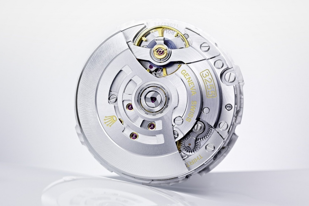 Calibre Rolex