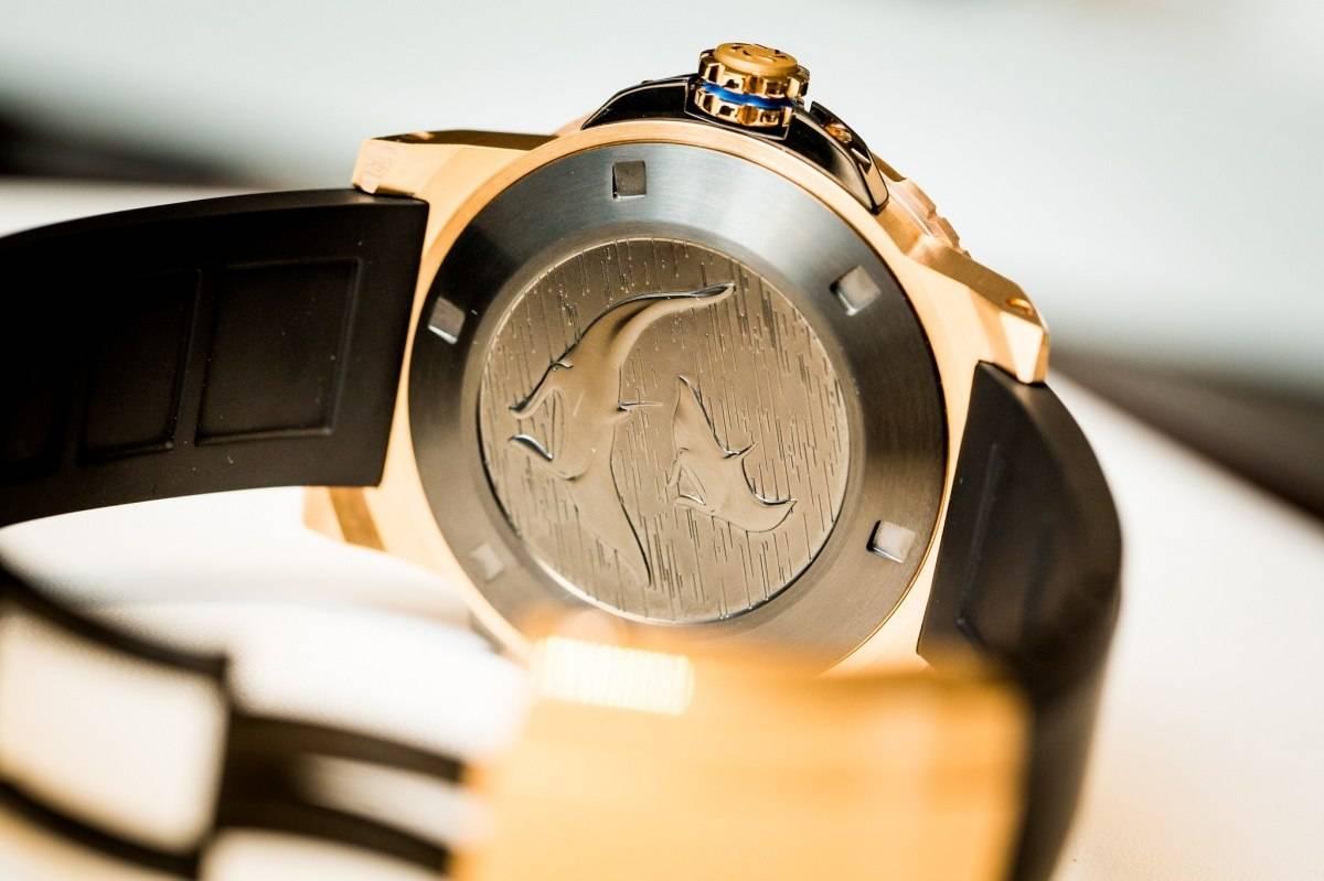 Carl F. Bucherer Patravi ScubaTec Watch Baselworld 2015
