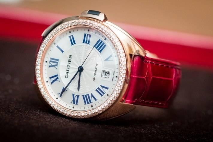 Cartier Clé De Cartier Women Watch SIHH 2015