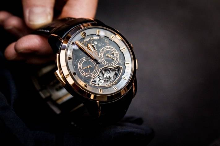 Christophe Claret Allegro Minute Repeater Watch BaselWorld 2015