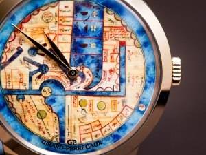 Top 5 Métiers d'Art Watches