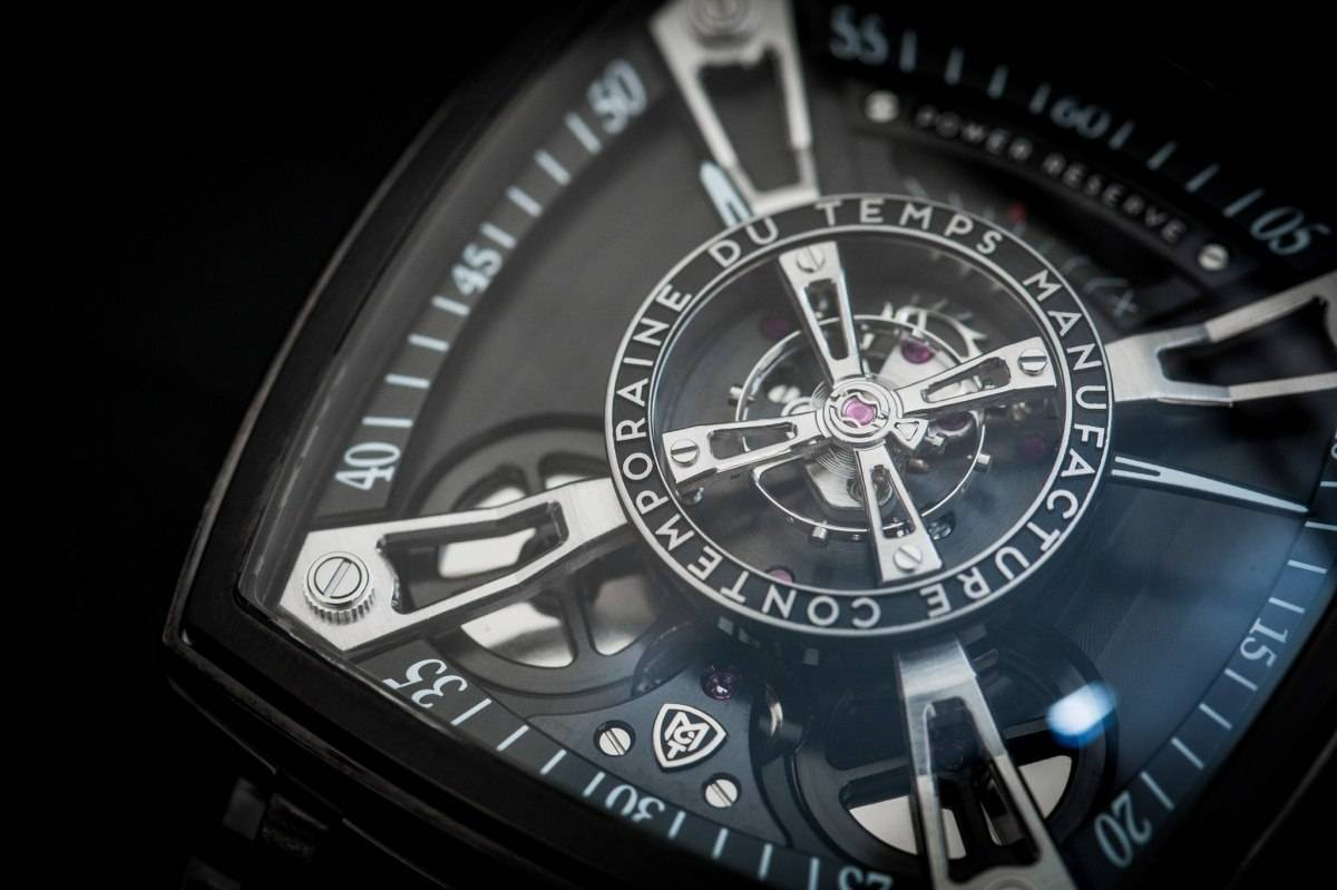 MCT F110 Watch Baselworld 2015