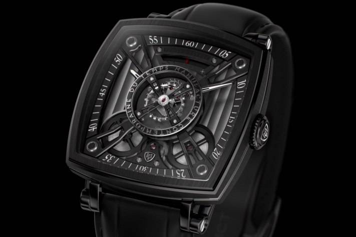 Introducing the Manufacture Contemporaine Du Temps F110 Watch