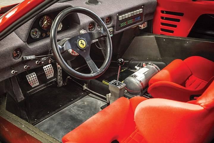 Supecar Genesis With The Ferrari 288 Gto Evoluzione