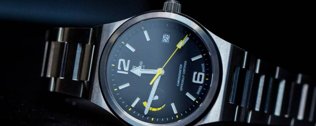 Tudor Unveils First In-House Movement