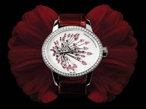 Watch Them Bloom: This Season's Best New Timepieces
