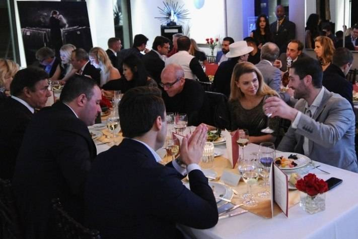 Inside the Haute Time Collectors Dinner with Audemars Piguet and Louis XIII