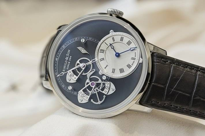 Arnold & Son Instrument Collection DSTB Watch