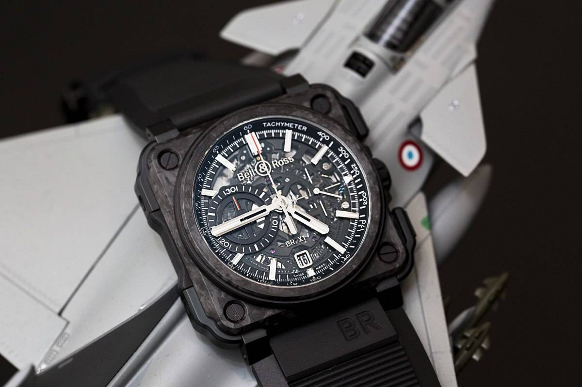 Bell & Ross BR-X1 Carbon Forge Watch