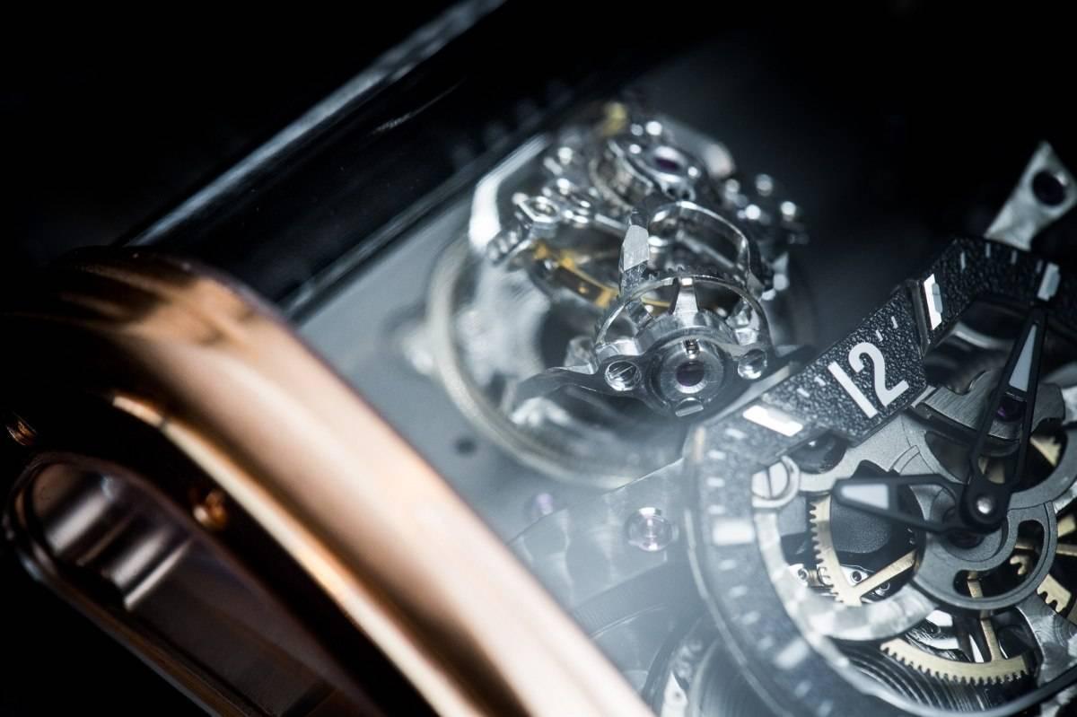 Cabestan Triple Axis Tourbillon Watch Baselworld 2015 toubillon