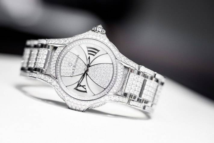 Carl F. Bucherer Pathos Diva Joaillerie Watch