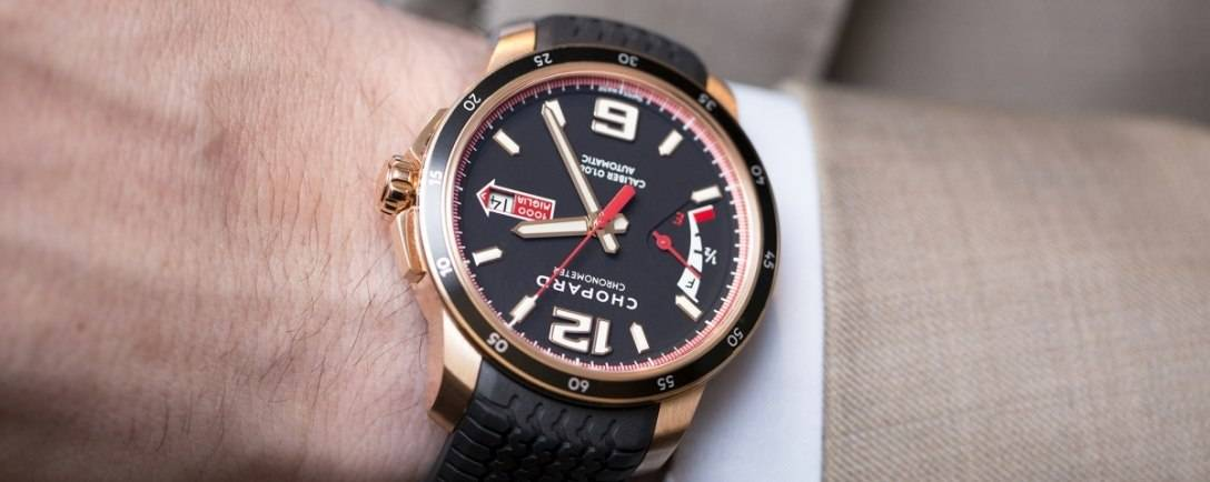 Introducing The Chopard Mille Miglia GTS Power Control