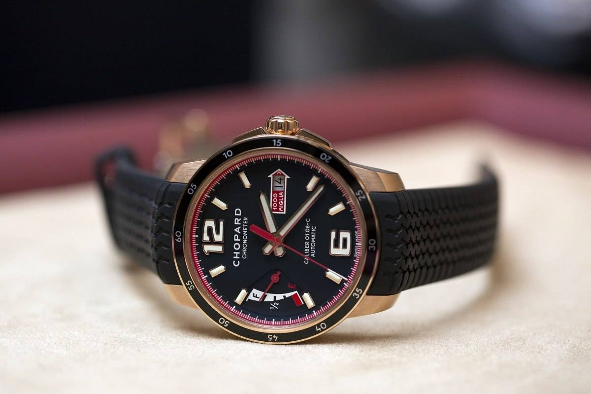 Introducing The Chopard Mille Miglia GTS Power Control Watch