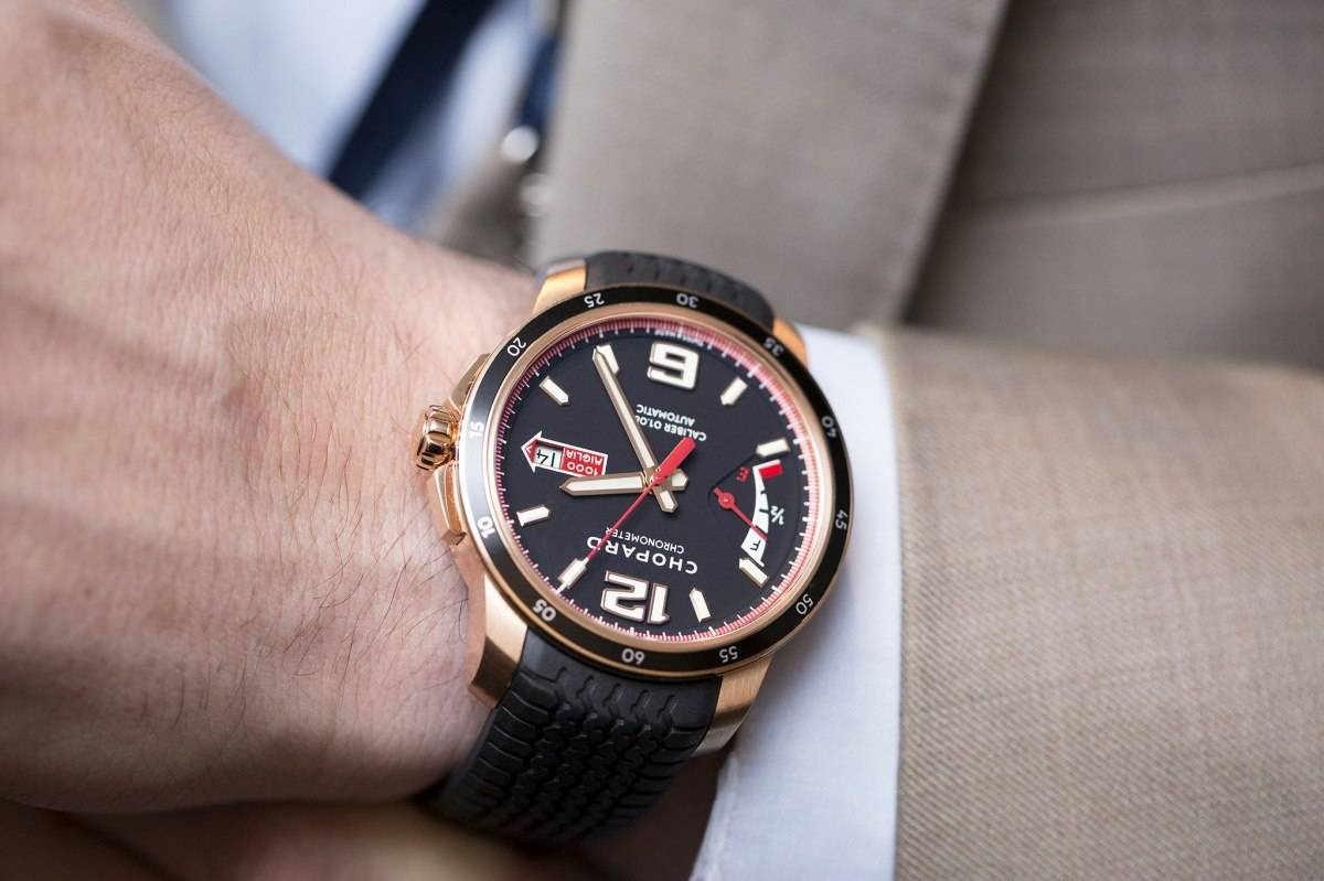 Chopard Mille Miglia GTS Power Control Watch Baselworld 2015