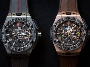 Introducing The Hublot Big Bang Ferrari Carbon Watch