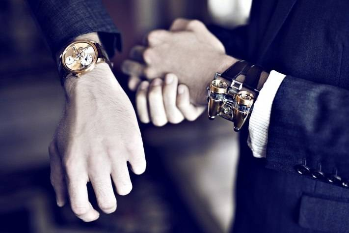 MB&F HM4 Legacy Machine 101 Watches
