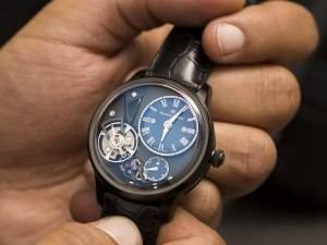 Top 5 Off-Centered Dials: Maurice Lacroix, F.P. Journe, Arnold & Son, MB&F and Jaquet Droz