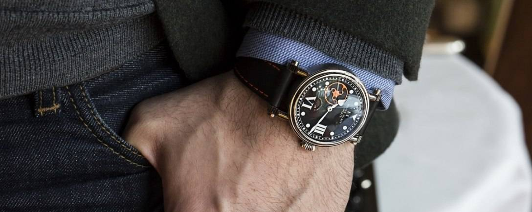 Peter Speake-Marin Makes Harrods Comeback
