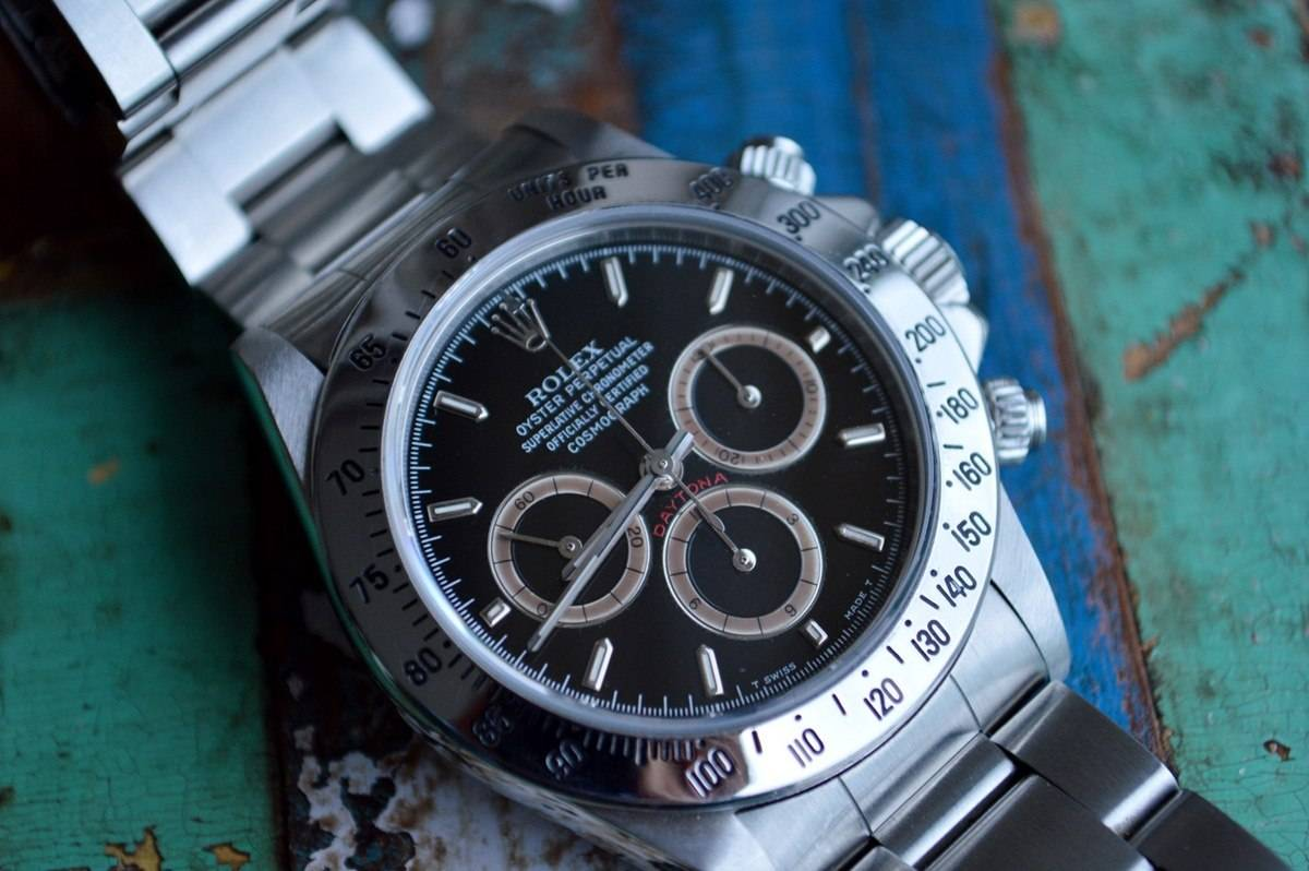 Rolex Daytona ref. 16520 With Patrizzi Dial Watch