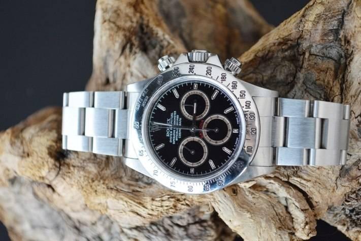 Rolex Daytona ref. 16520 With Patrizzi Dial Watch