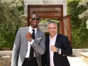 "Hublot and Kobe Bryant Unveil New ""Vino"" Timepiece in Napa Valley"