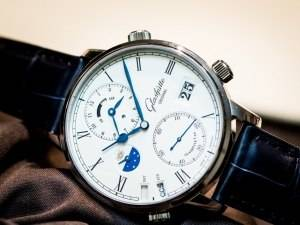 Glashütte Original Introduces Senator Cosmopolite, A Watch Engineered To Collect Air Miles