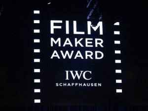 "IWC Schaffhausen and Tribeca Film Festival Host ""For the Love of Cinema"""