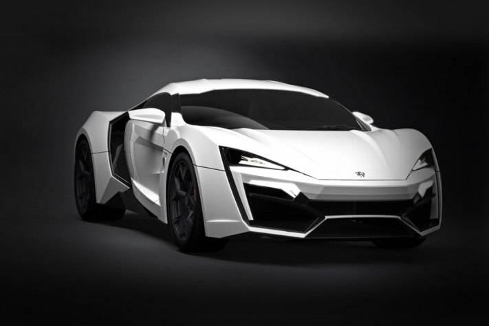 Furious 7's $3.4 Million Dream Machine, the Lykan HyperSport