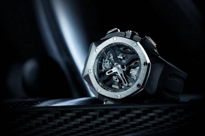 Audemars Piguet Royal Oak Concept Laptimer Michael Schumacher New Watch side