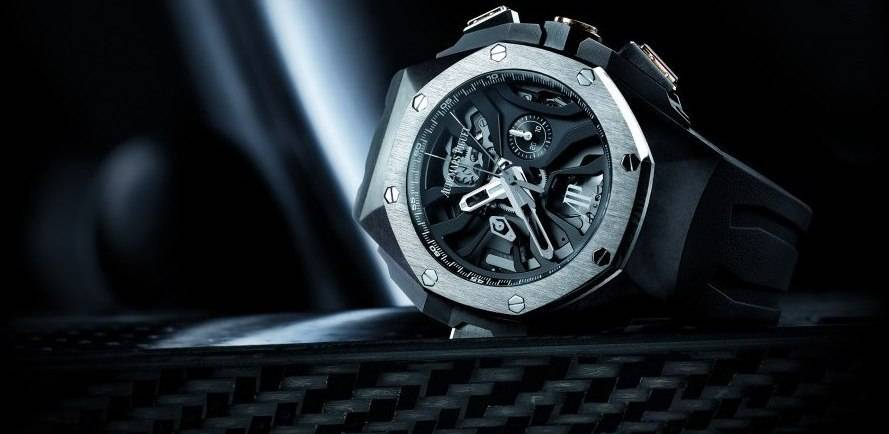 Audemars Piguet Launches The Royal Oak Concept Laptimer Michael Schumacher