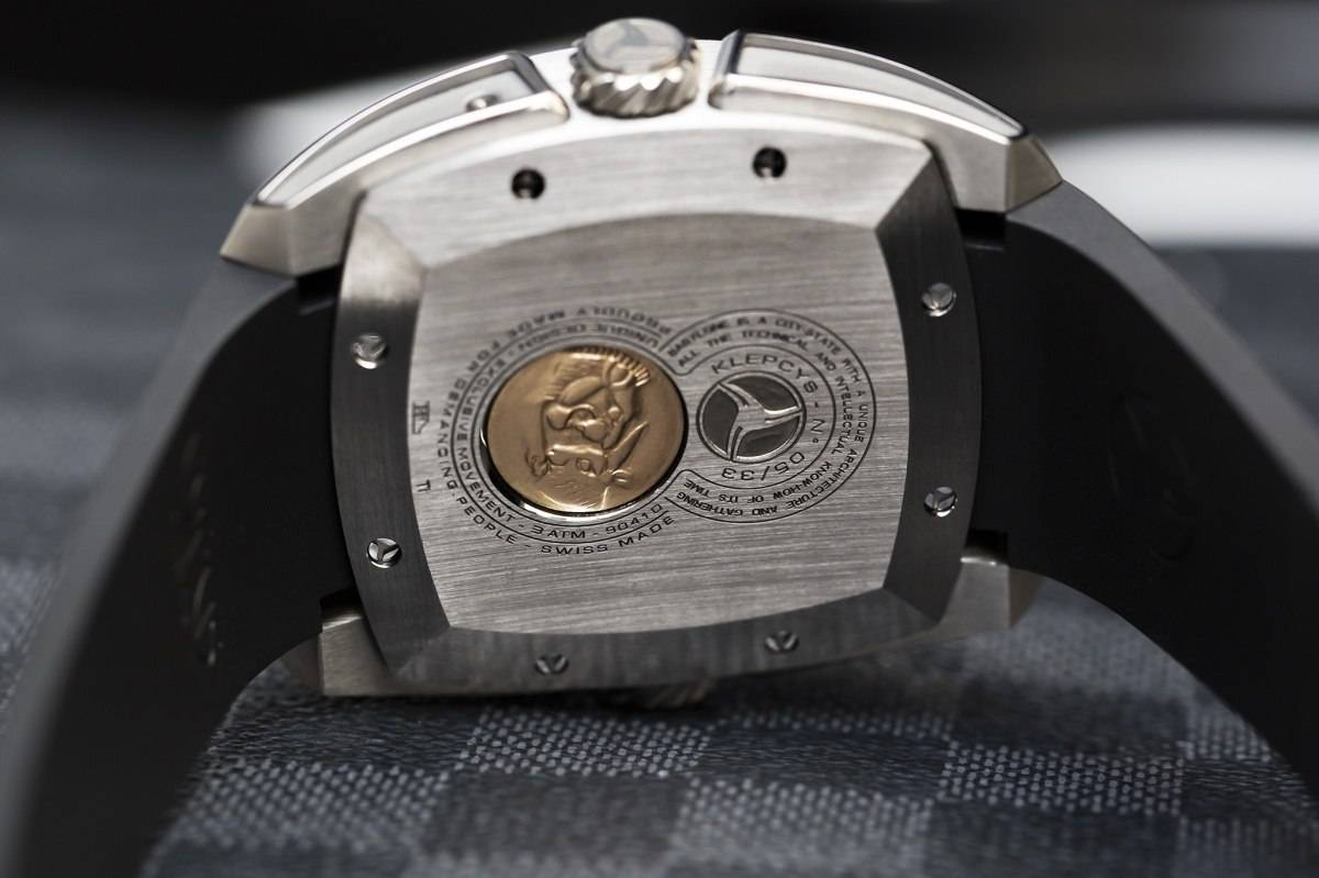 Cyrus Klepcys Watch Review Baselworld 2015 Back
