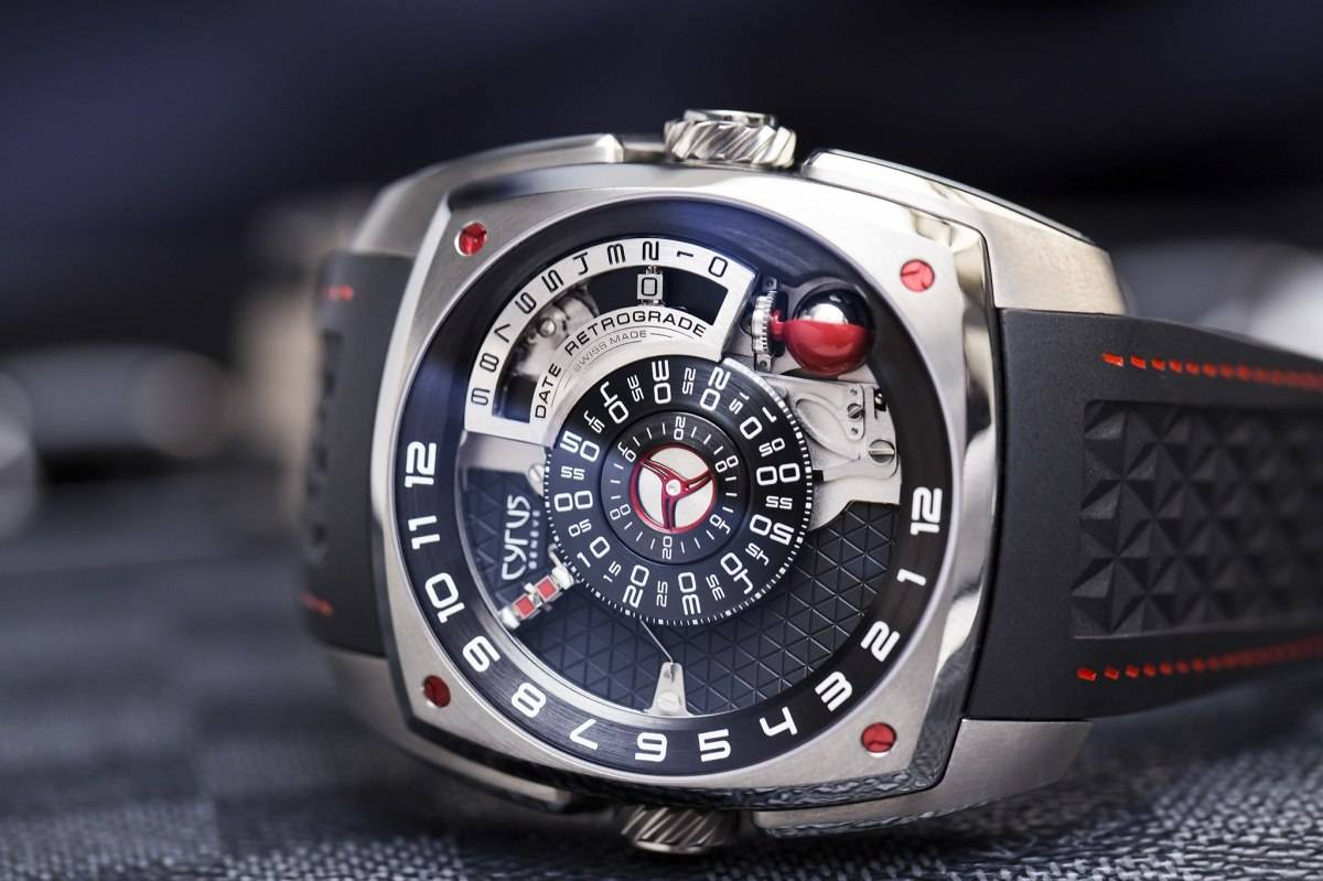 Cyrus Klepcys Watch Review Baselworld 2015 Face Off