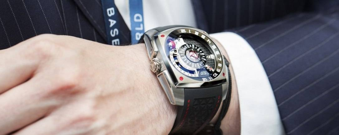 Introducing The Cyrus Klepcys Moon Master Titanium Watch