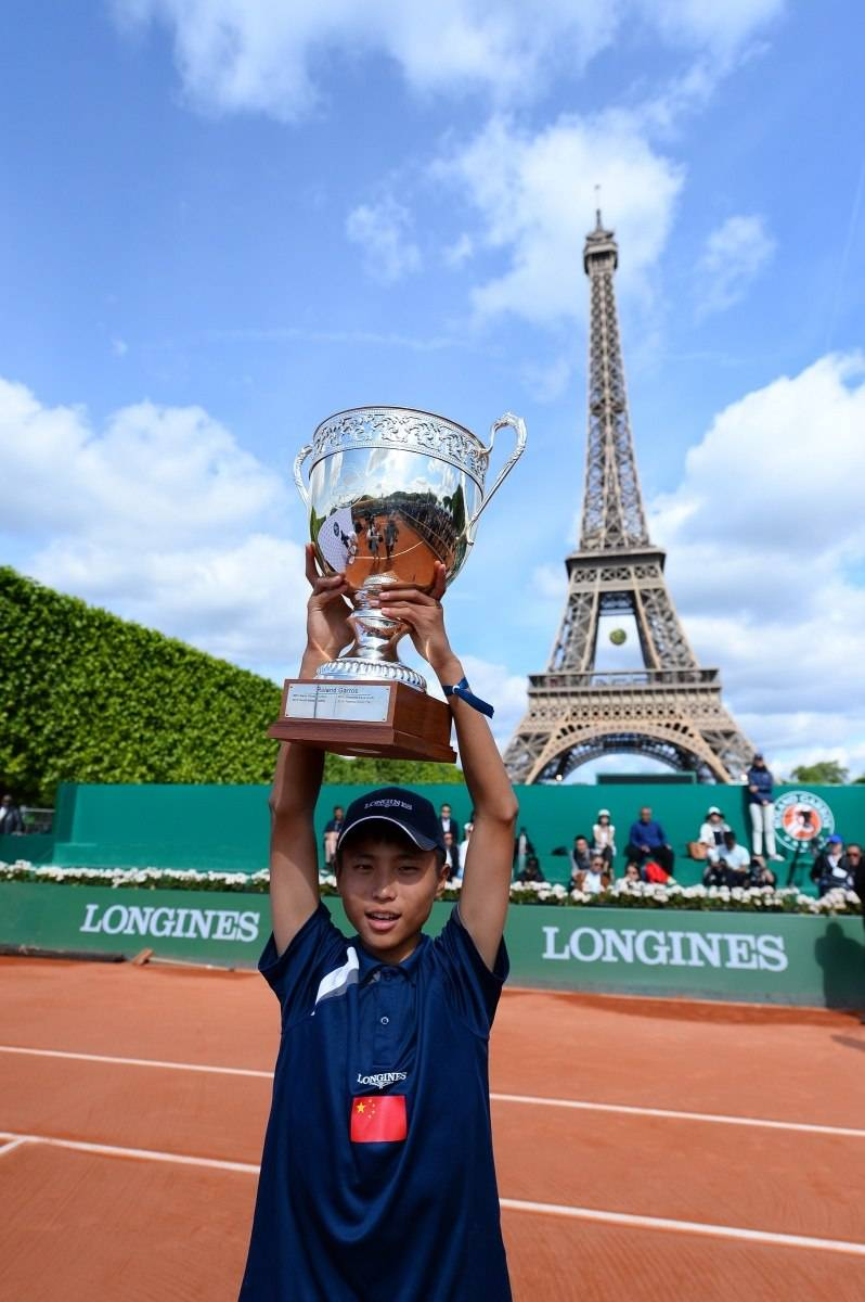 Longines Future Tennis Aces 2015 Final Cup