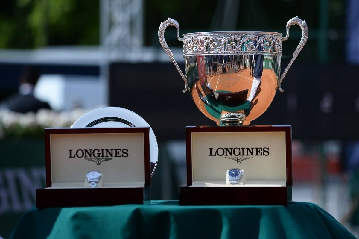 Longines Future Tennis Aces 2015 Final Trophy