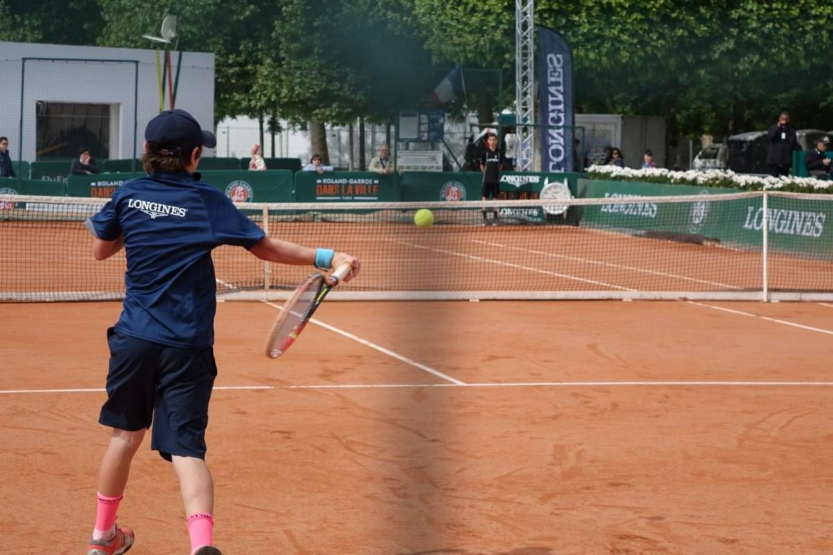 Longines Future Tennis Aces 2015 Final UK shot