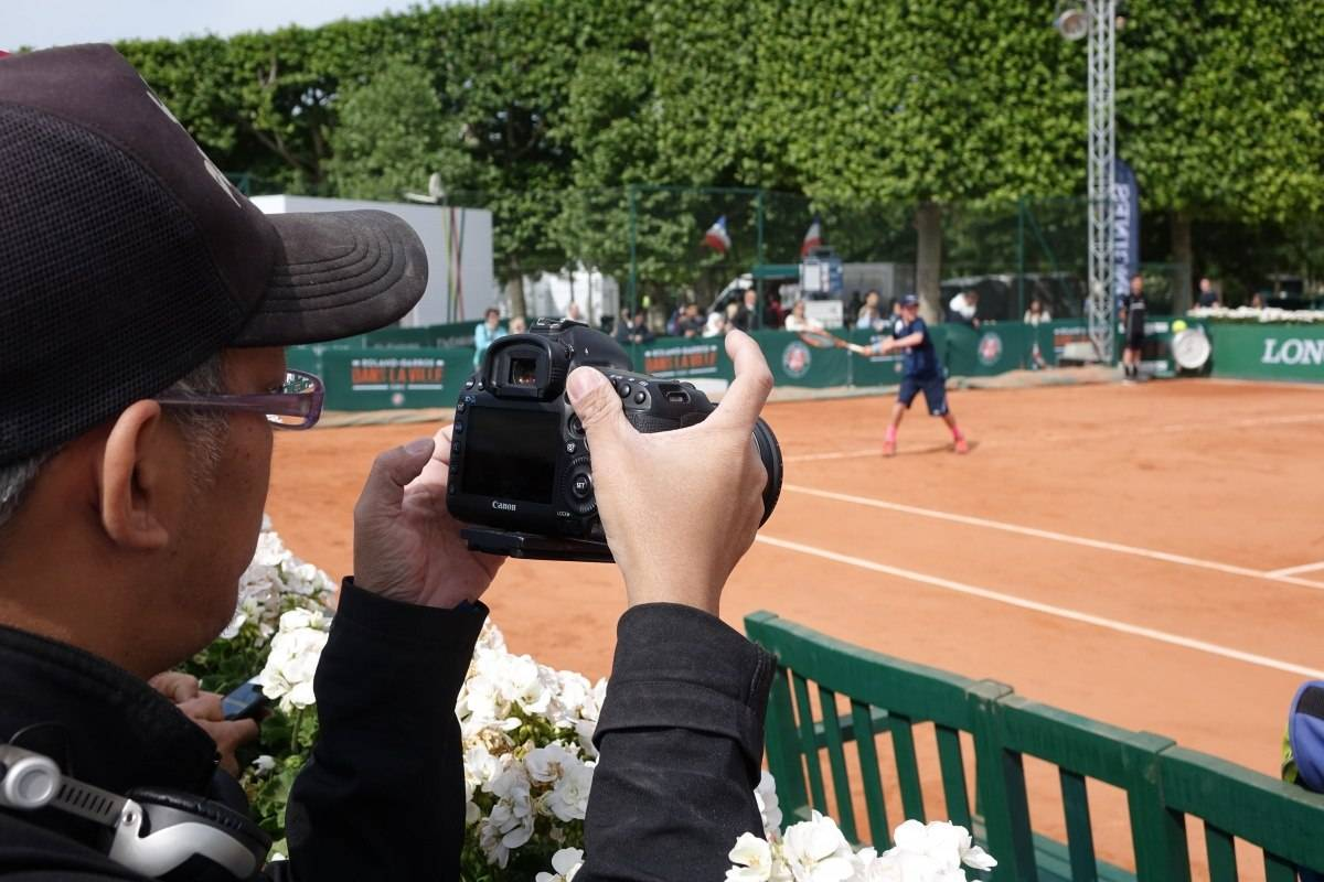 Longines Future Tennis Aces 2015 Final photographer