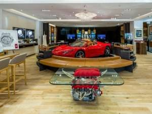 Inside The ECJ Luxe Boutique in Boca Raton