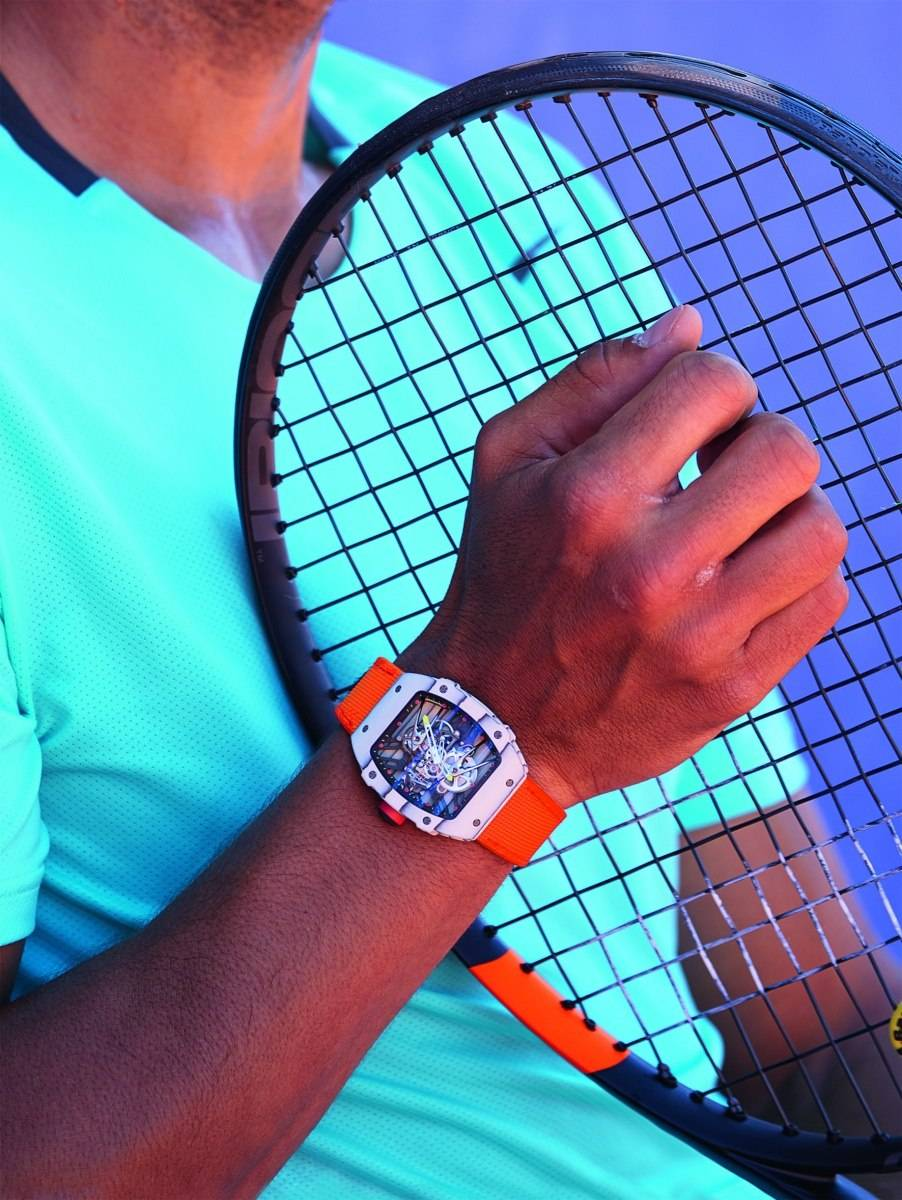 New Richard Mille RM 27-02 Rafael Nadal Watch 2015 Live Stefano Galuzzi
