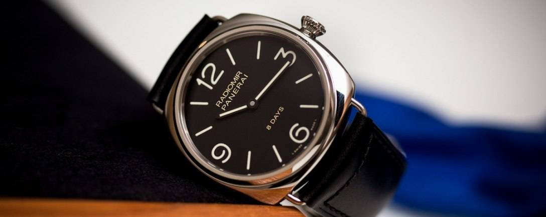 Officine Panerai Adds Three Watches To Radiomir Collection