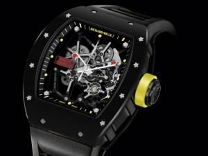 Richard Mille Releases New Rafael Nadal Watch RM 035 Limited Edition For The Americas
