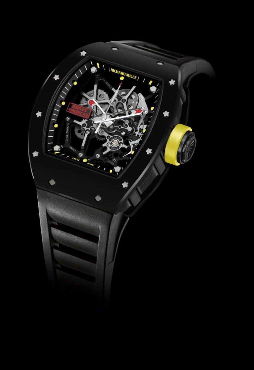 Richard Mille RM 035 Americas Limited Edition Watch 2015